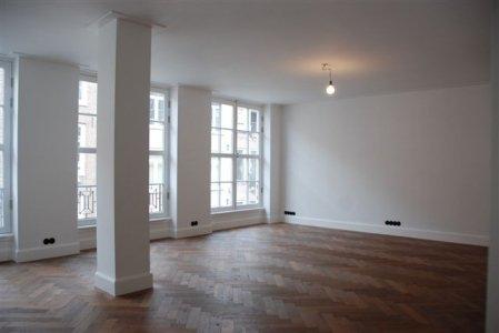 Renovatie woonkamer Amsterdam Jordaan nieuwe toestand