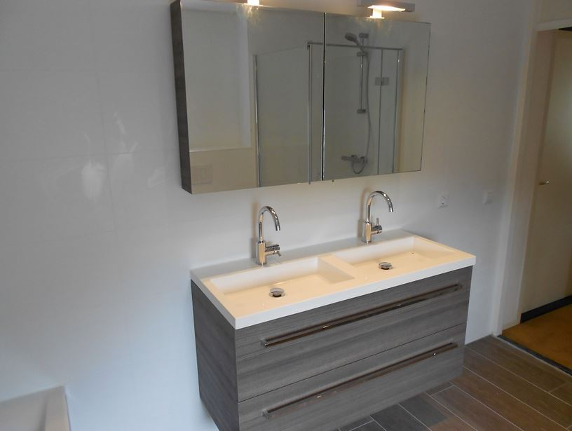 Oude Badkamer Spiegels ~ Vervang alleen de slechte materialen